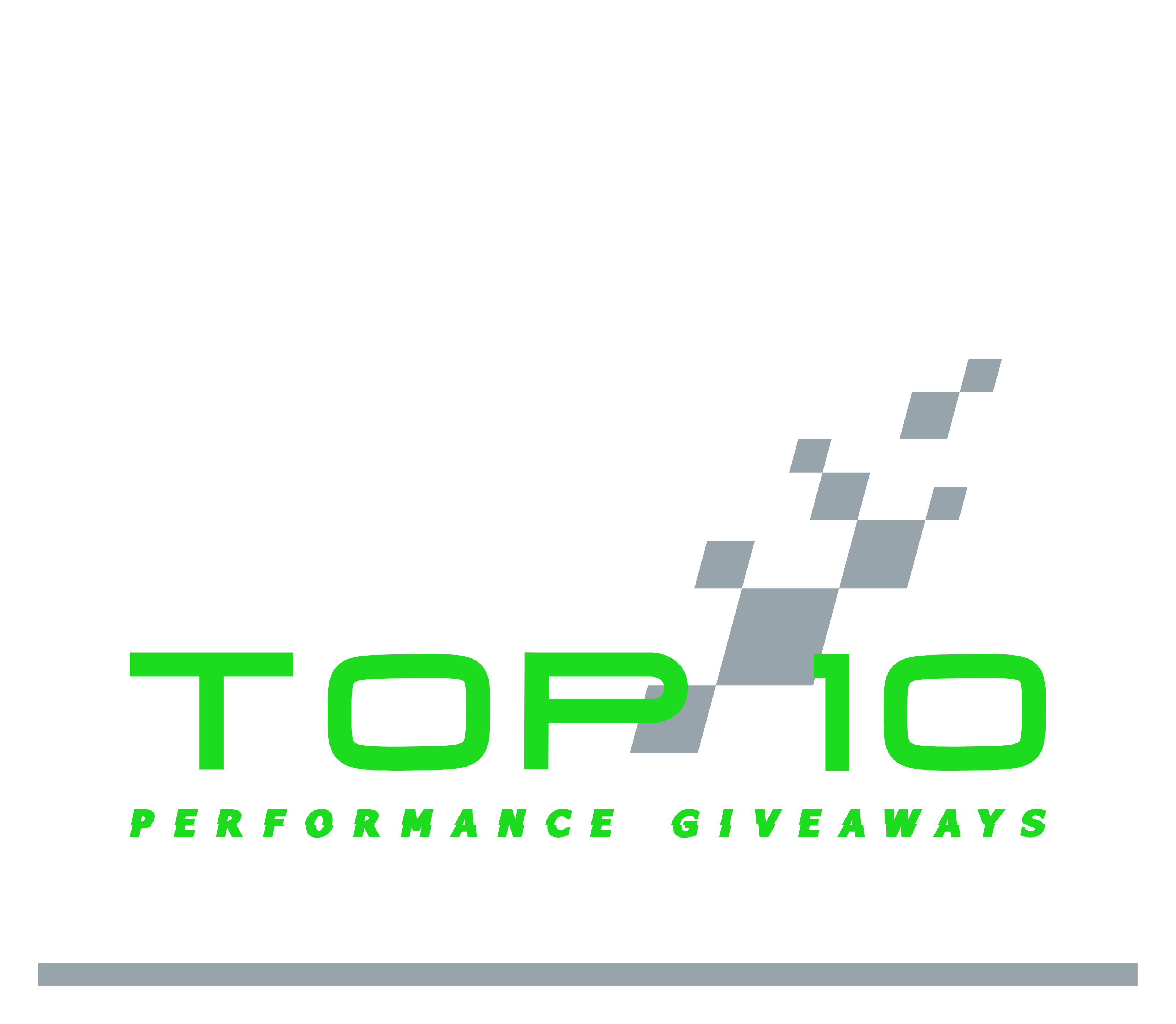 Top 10 Performance Giveaways